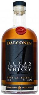Balcones Whisky Single Malt Texas 1 750ml